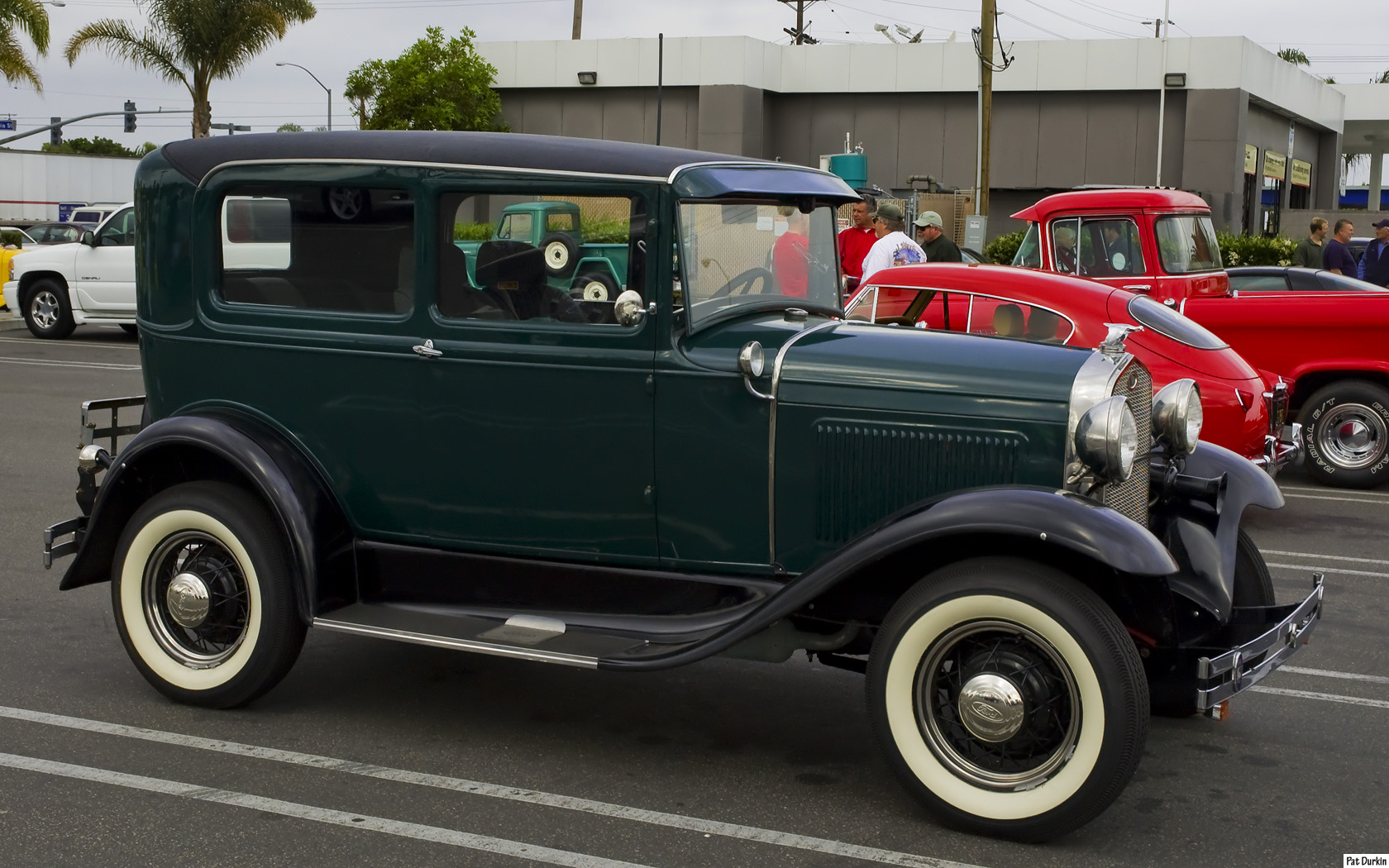 1931 Ford Model A Information And Photos Momentcar