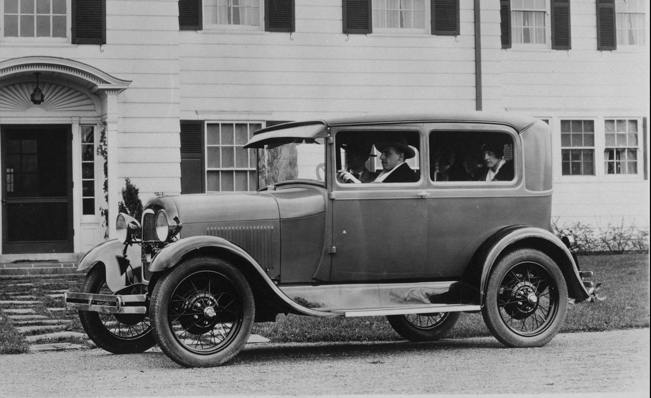Ford model a information and photos momentcar