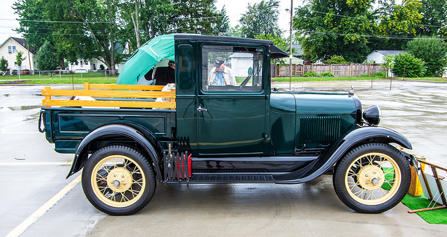 1929 Ford Model A Truck  Information and photos  MOMENTcar