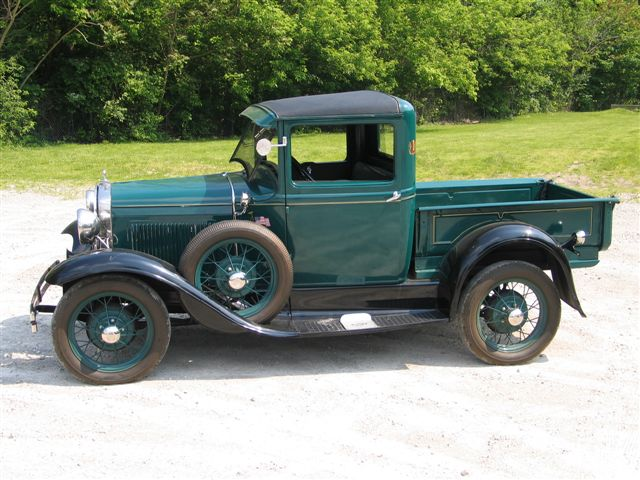 ford model a truck information and photos momentcar. Black Bedroom Furniture Sets. Home Design Ideas
