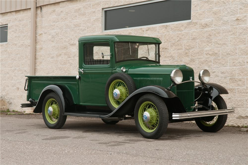 Ford Model B Information And Photos Momentcar