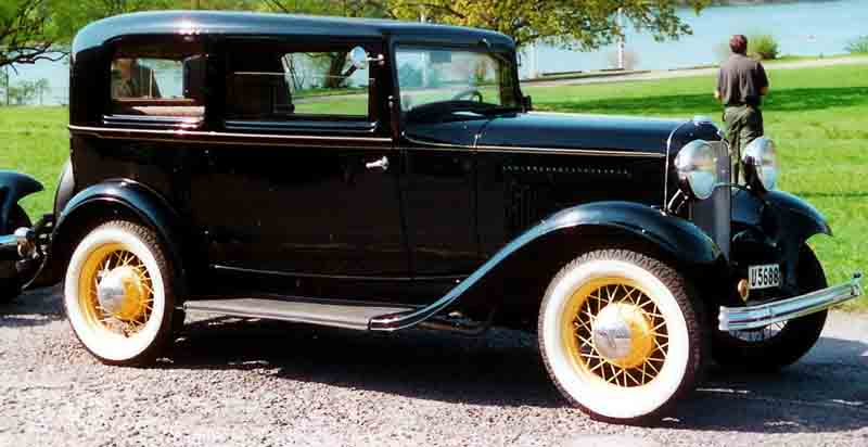 1932 Ford Model B  Information and photos  MOMENTcar