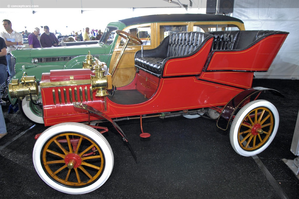 1904 Ford Model C Information And Photos Momentcar