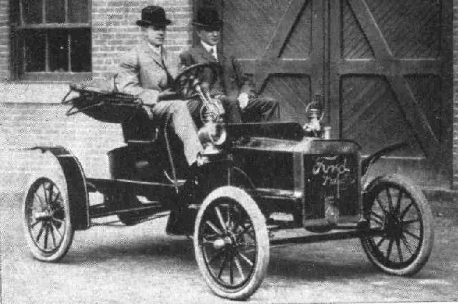 1906 Ford Model N - Information and photos - MOMENTcar