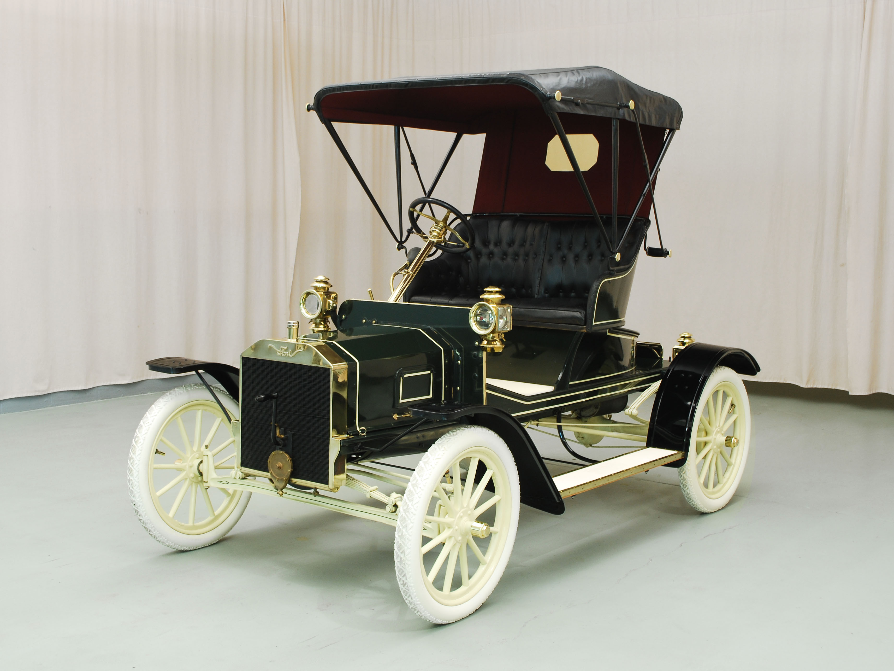 1907 Ford Model R Information And Photos Momentcar