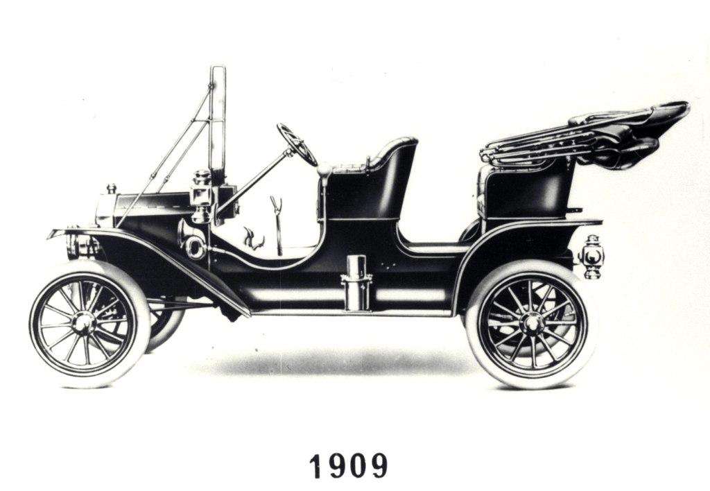 1909 Ford Model T Information And Photos Momentcar