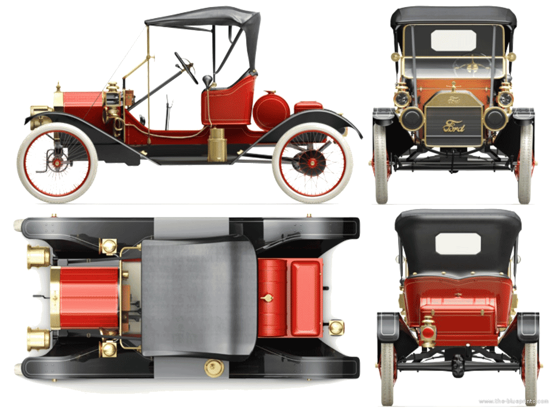 1910 Ford Model T - Information and photos - MOMENTcar