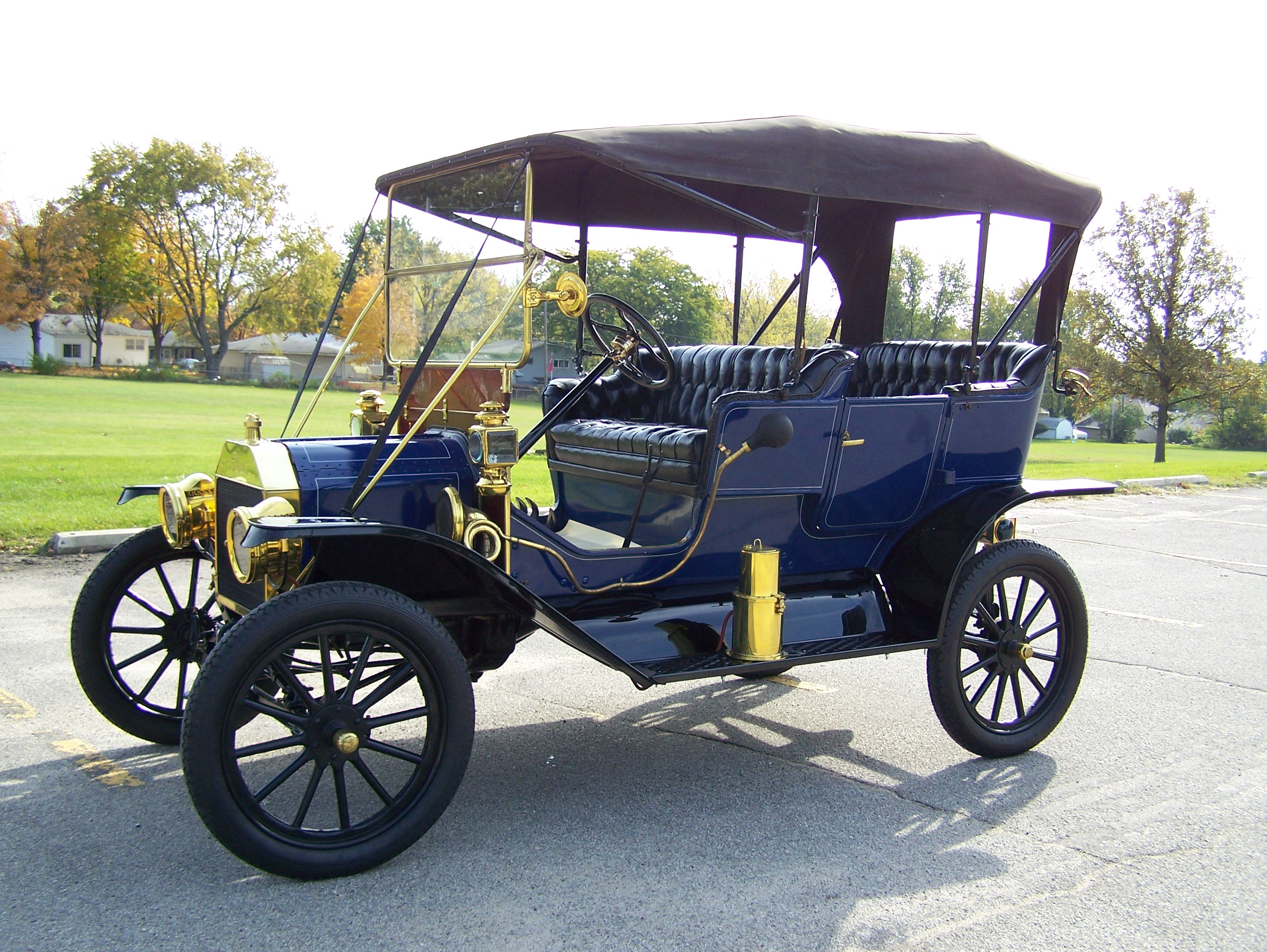 1911 Ford Model T - Information and photos - MOMENTcar