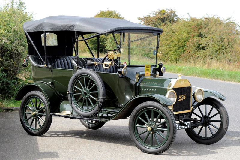 1915 Ford Model T - Information and photos - MOMENTcar