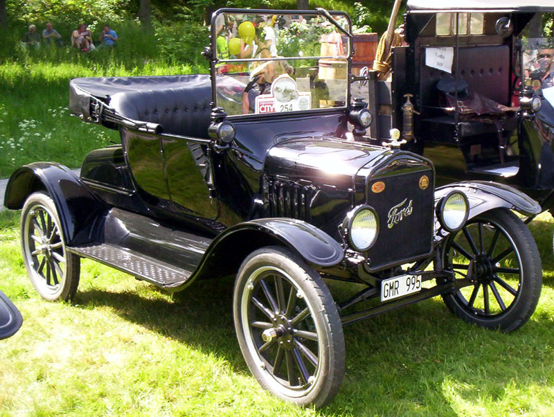 1919 Ford Model T Information And Photos Momentcar