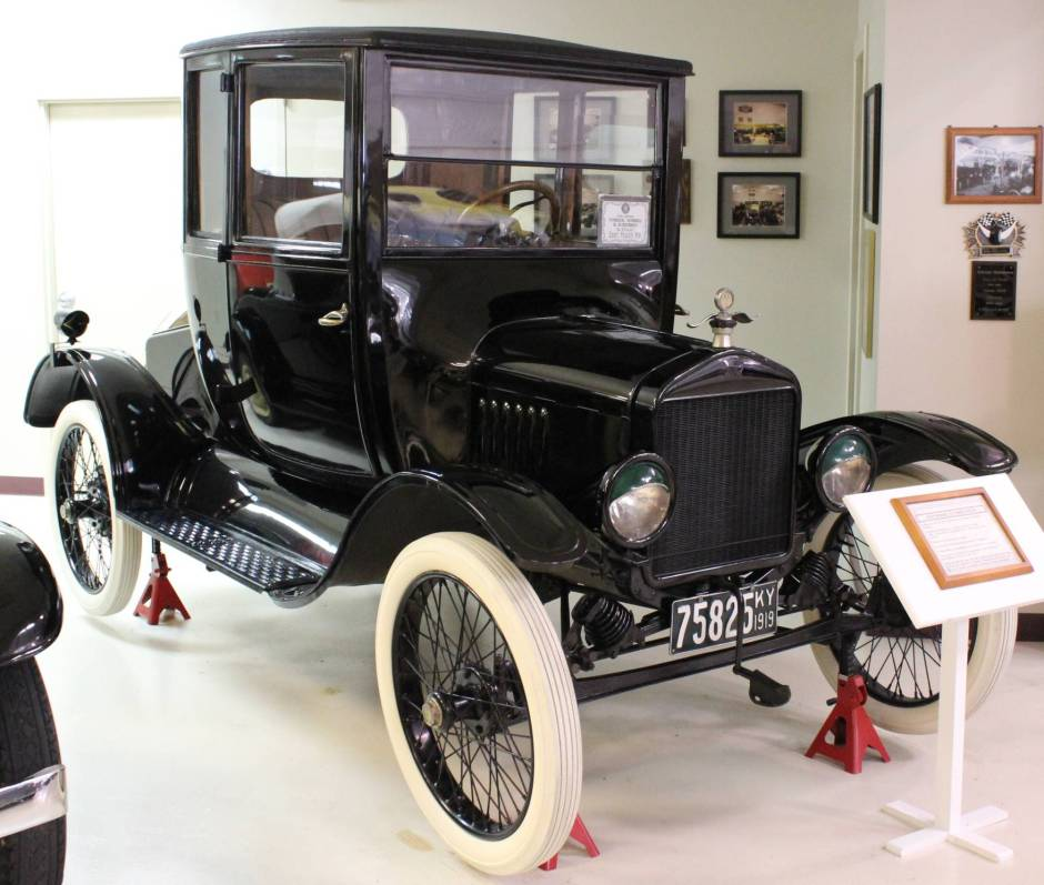 C Max Energi >> 1919 Ford Model T - Information and photos - MOMENTcar