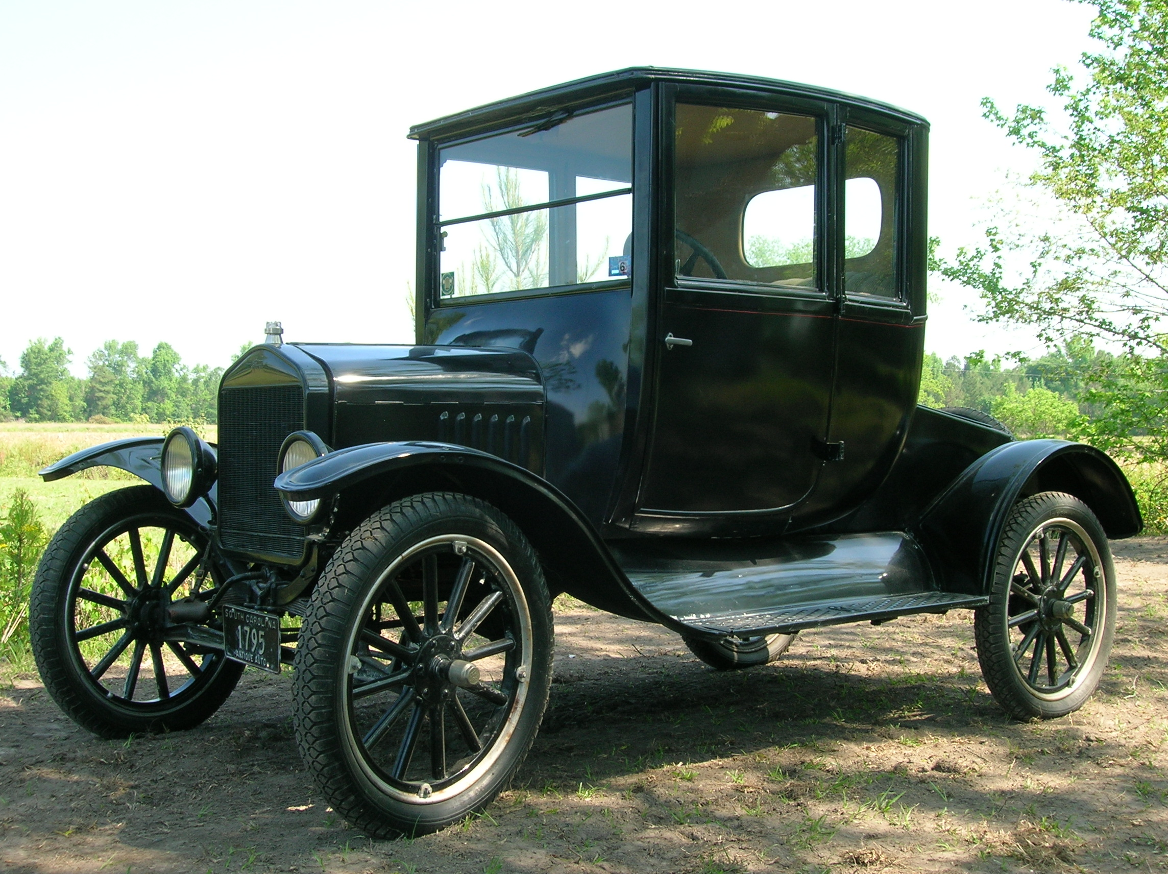 1921 Ford Model T Information And Photos Momentcar