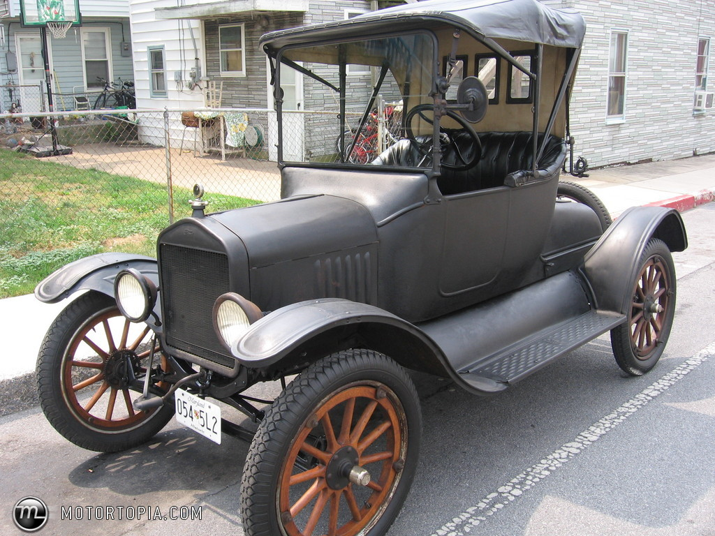 1921 Ford Model T - Information and photos - MOMENTcar