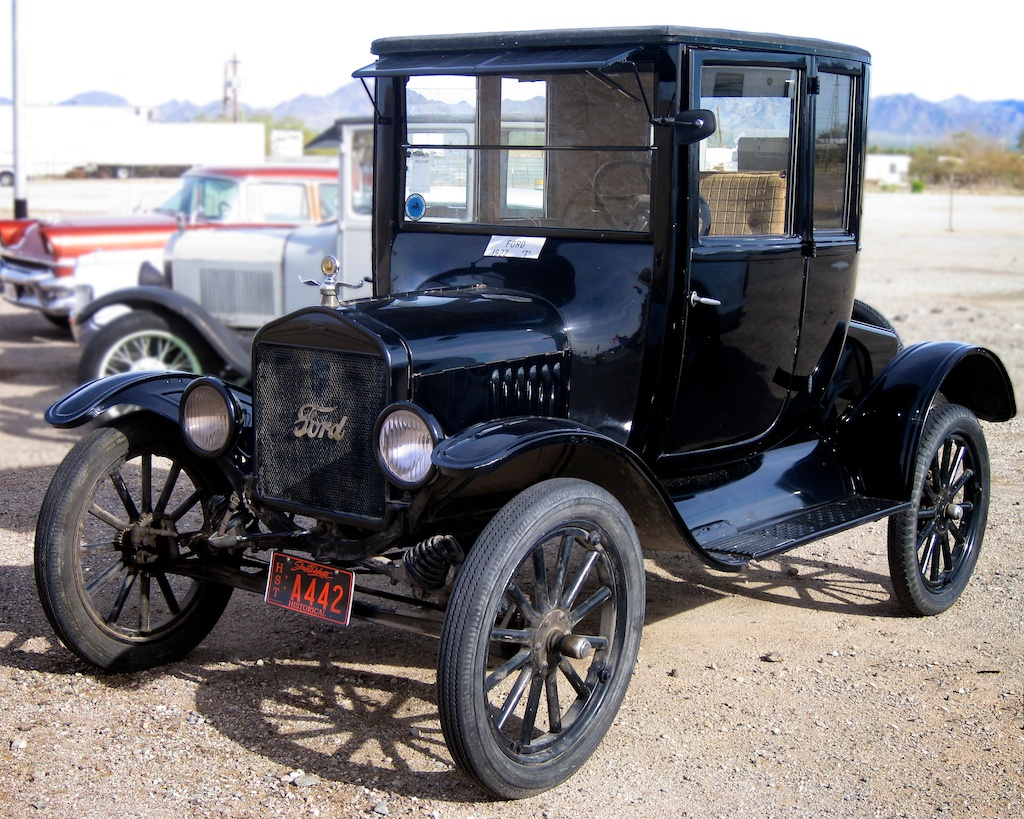 ford model t 1922 7