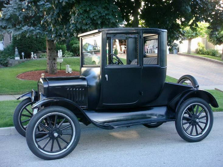 1923 Ford Model T Information And Photos Momentcar