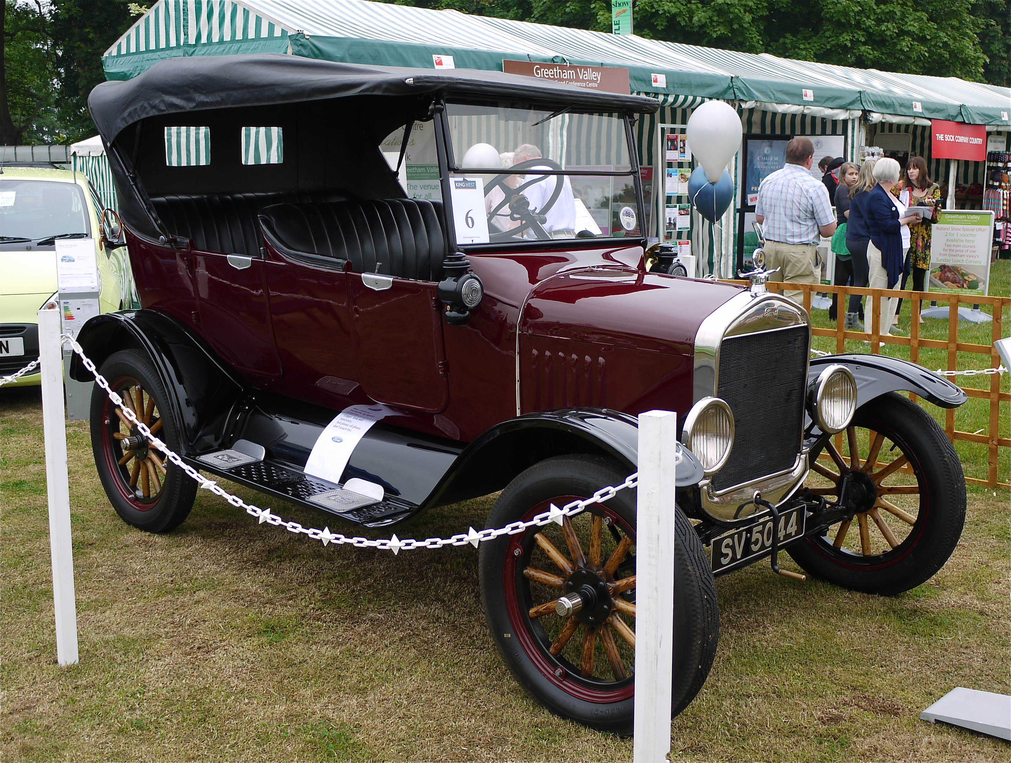 Ford Model T 1925 #1
