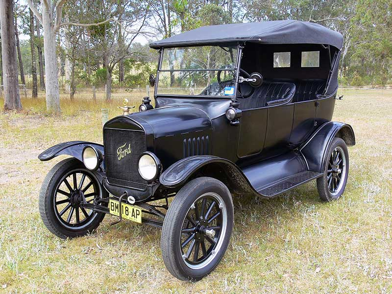 Ford Model T 1925 #6