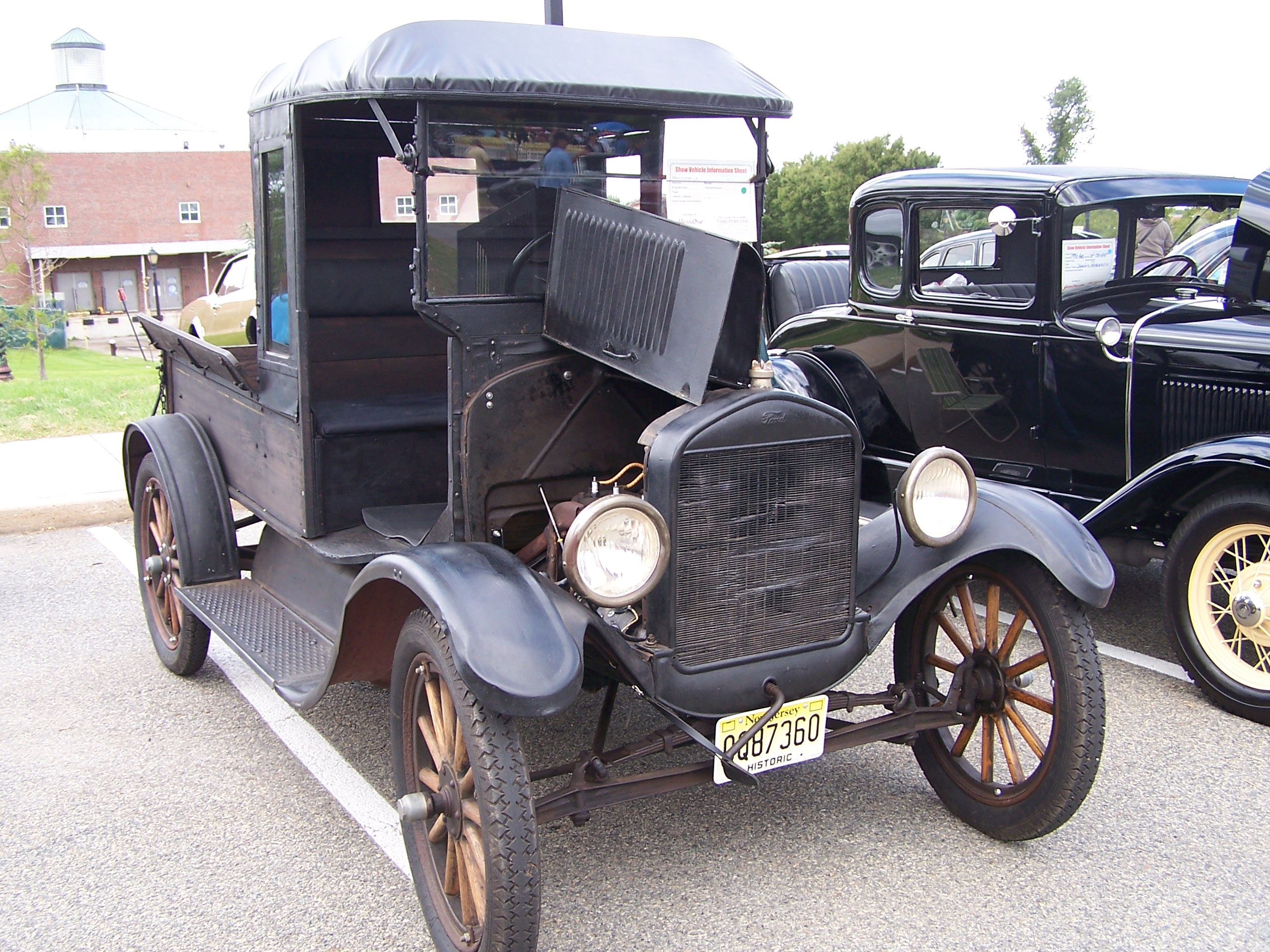 Ford Model T 1925 #8