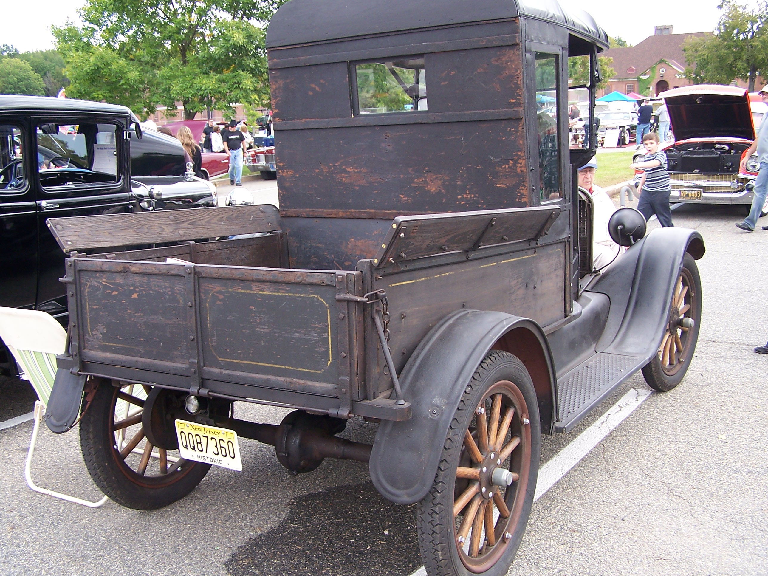 Ford Model T 1925 #9
