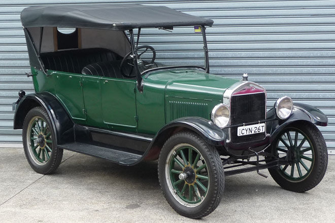 1926 Ford Model T  Information and photos  MOMENTcar