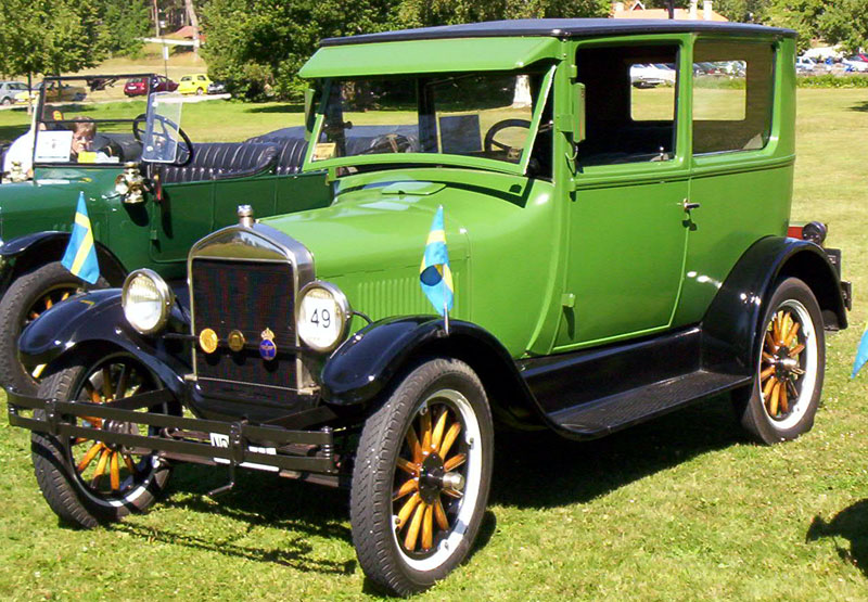 Ford Model T 1927 8