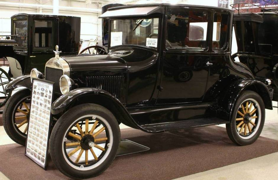 Ford Model T 1927 9