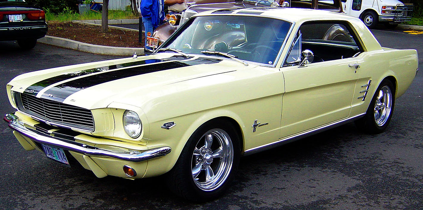 1964 ford mustang information and photos momentcar. Black Bedroom Furniture Sets. Home Design Ideas