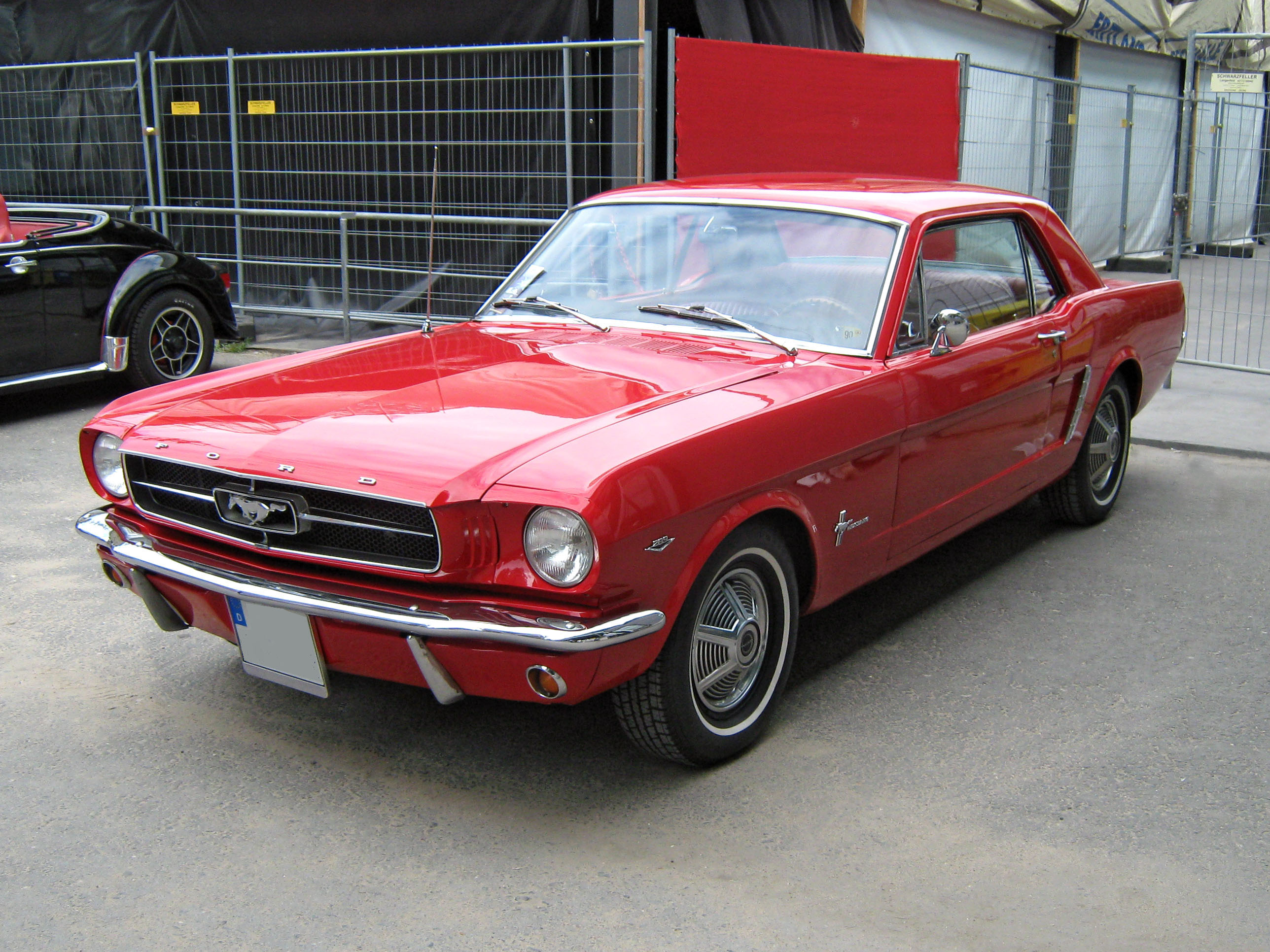 1965 Ford Mustang Information and photos MOMENTcar