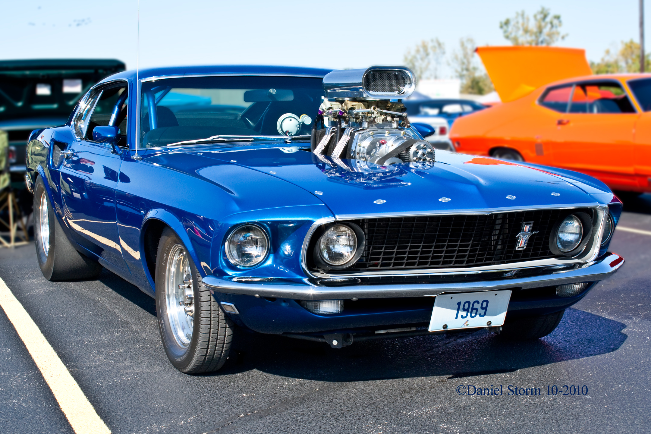 1969 Ford Mustang Information and photos MOMENTcar