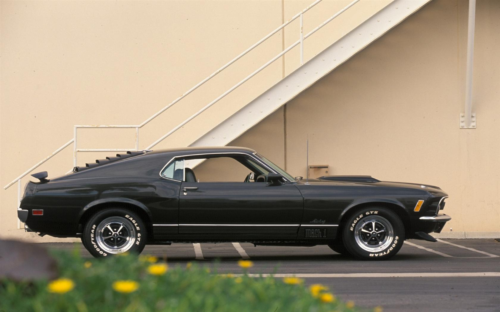 1970 Ford Mustang  Information and photos  MOMENTcar