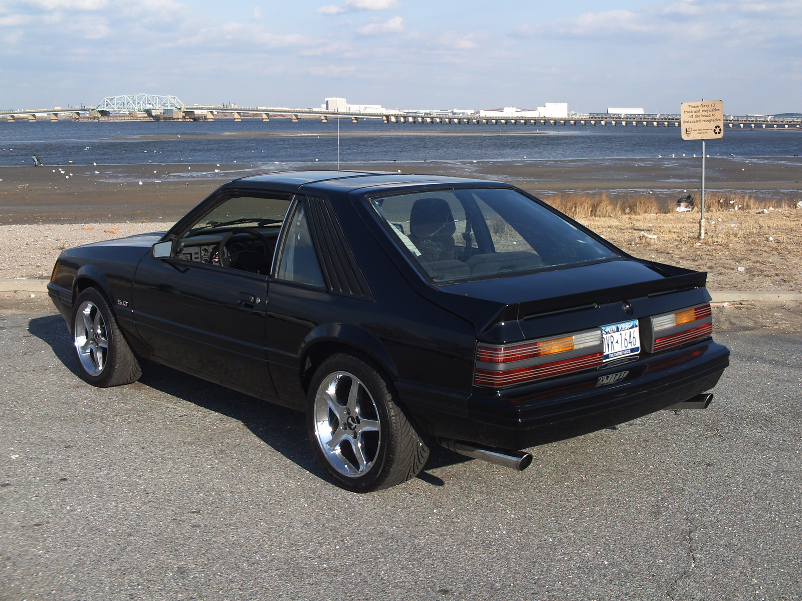 Ford mustang 1984 14