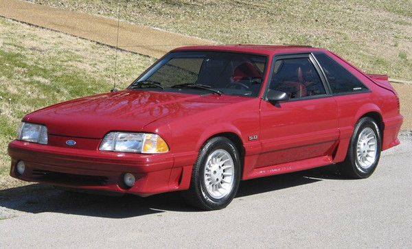 Ford Mustang 1987 #1