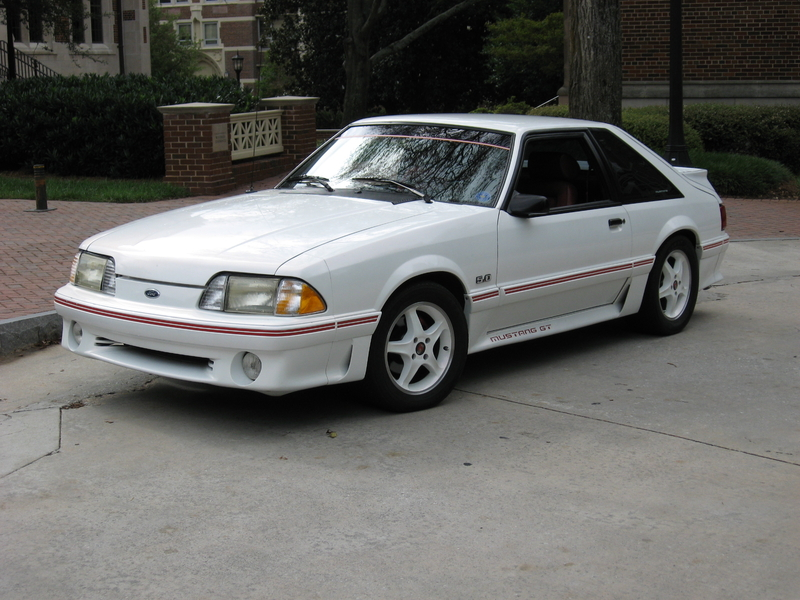 Ford Mustang 1987 #5