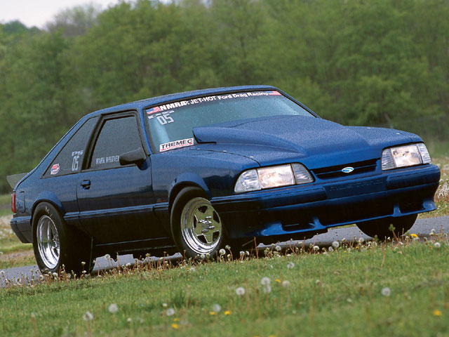 Ford Mustang 1987 #9