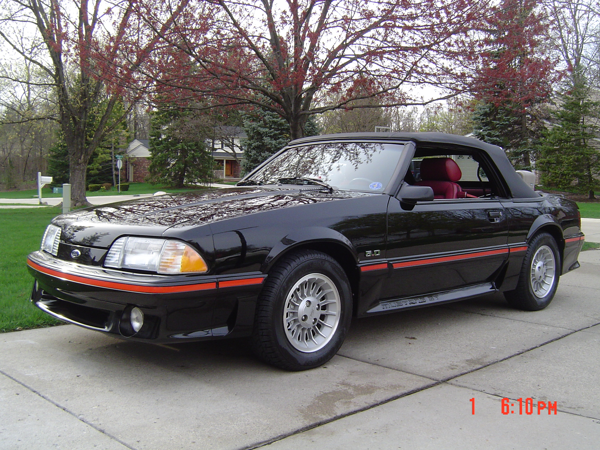 Ford Mustang 1454px Image 9