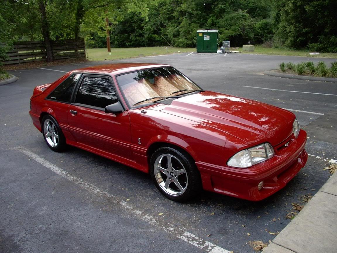 Ford Mustang 164px Image 10