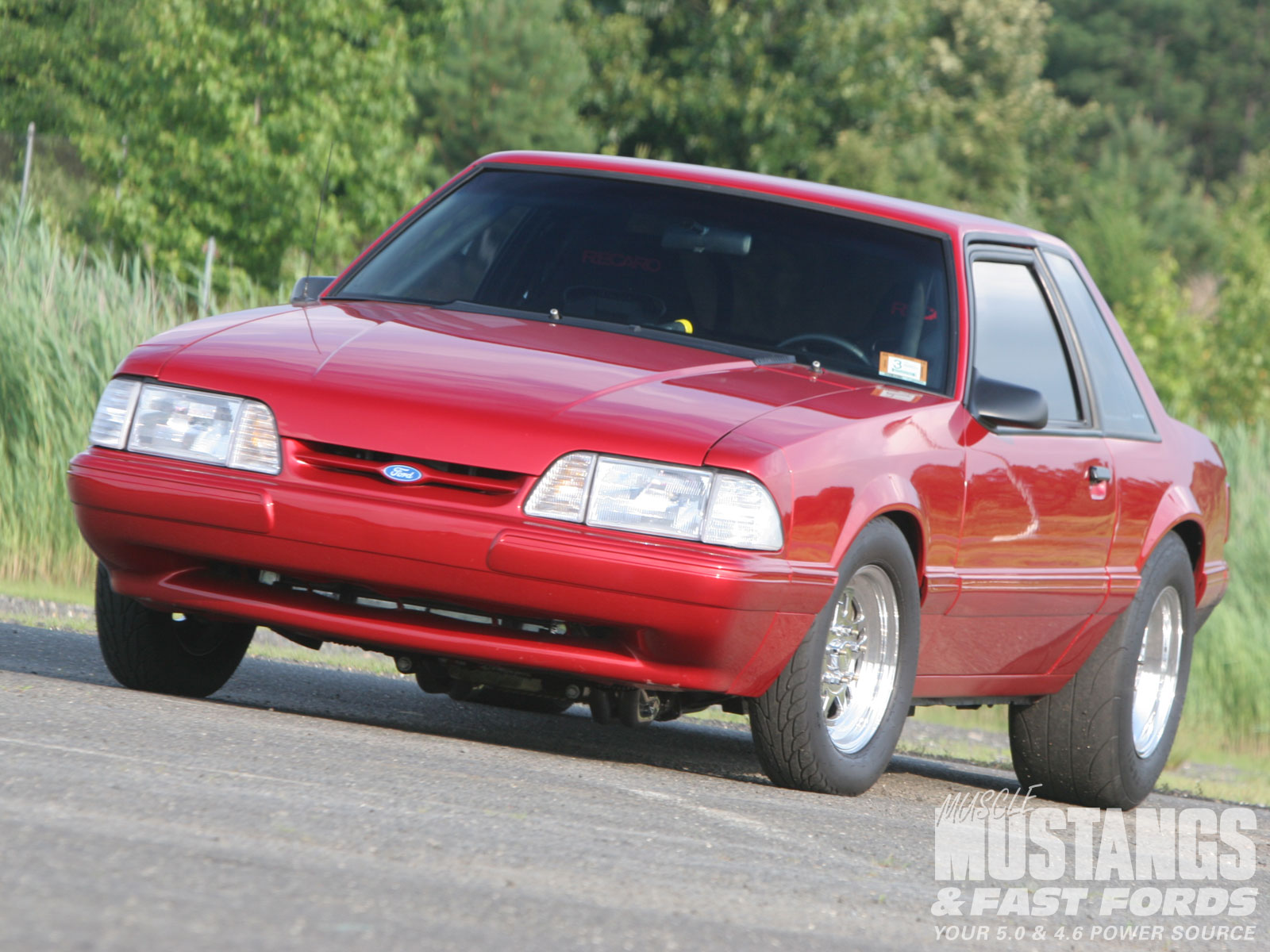 Download ford mustang 1991 1 jpg