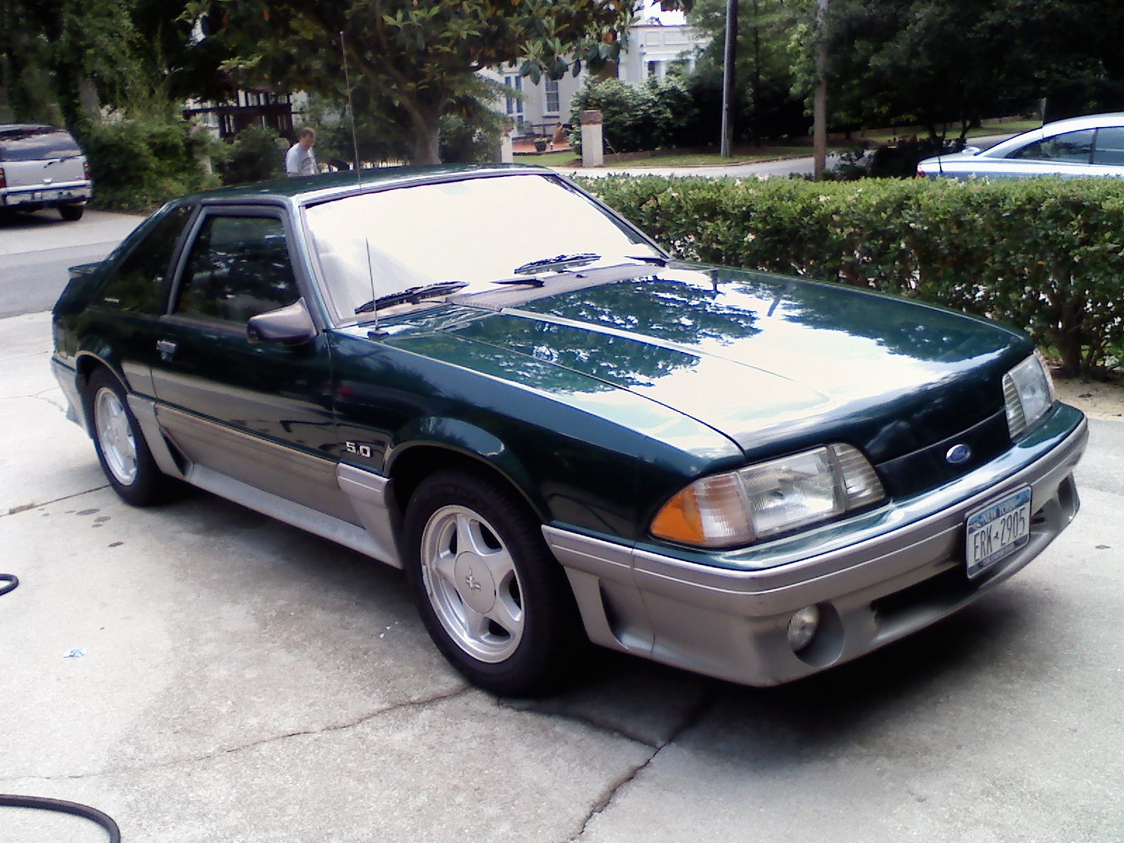 Ford mustang 1991 1 ford mustang 1991 1