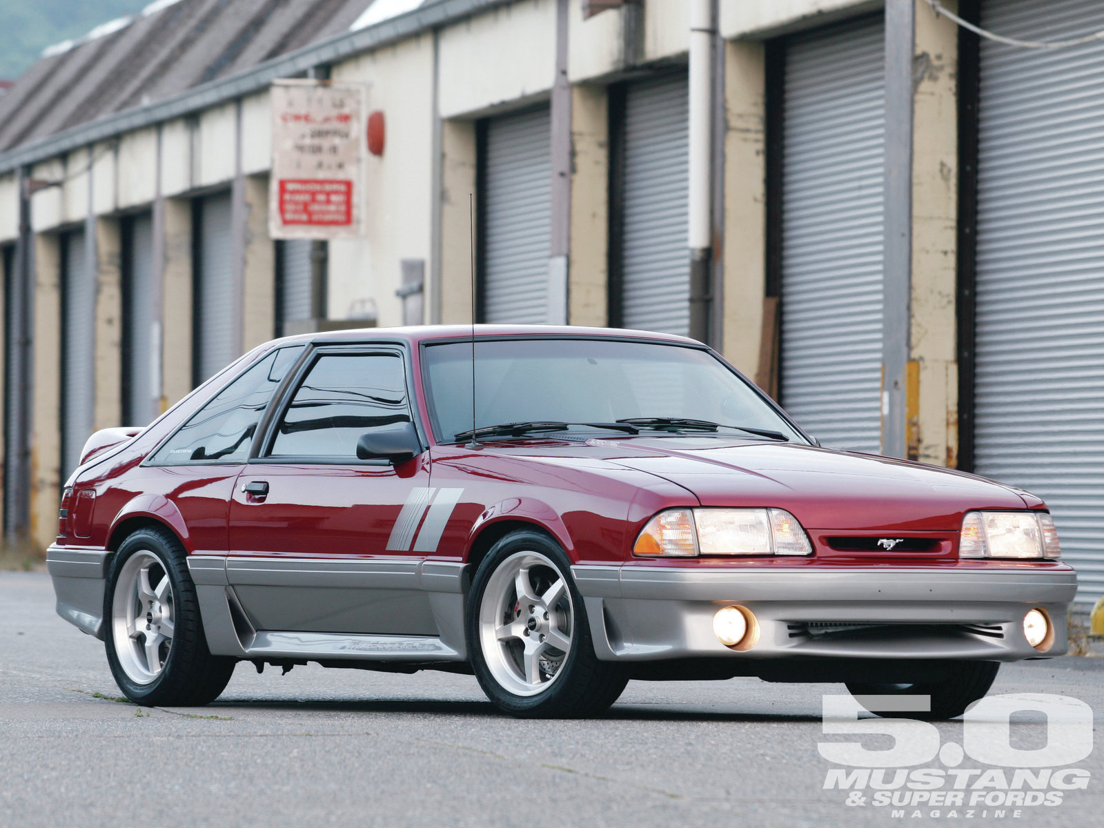 Download ford mustang 1993 9 jpg