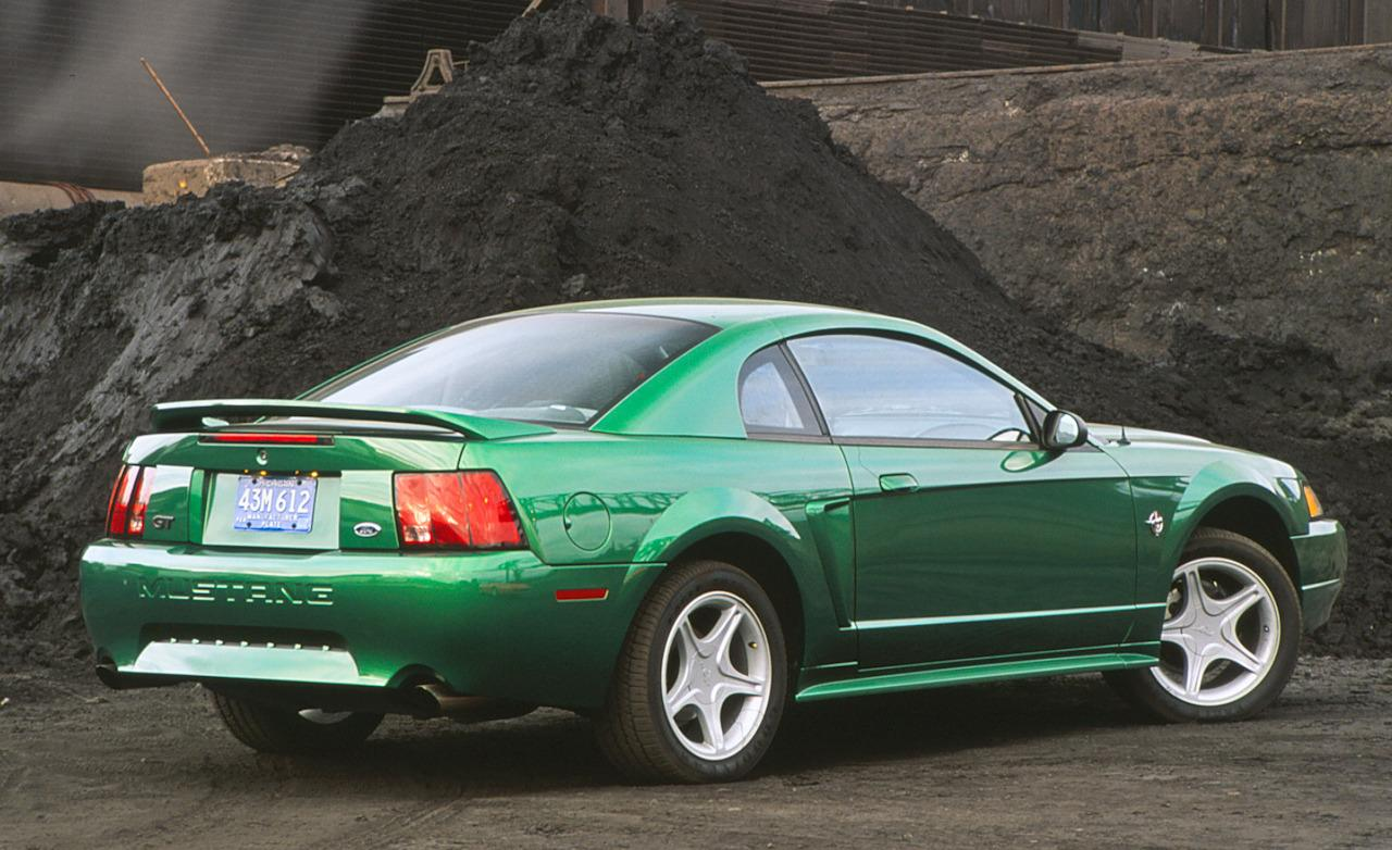 Ford Mustang 1999 #7.