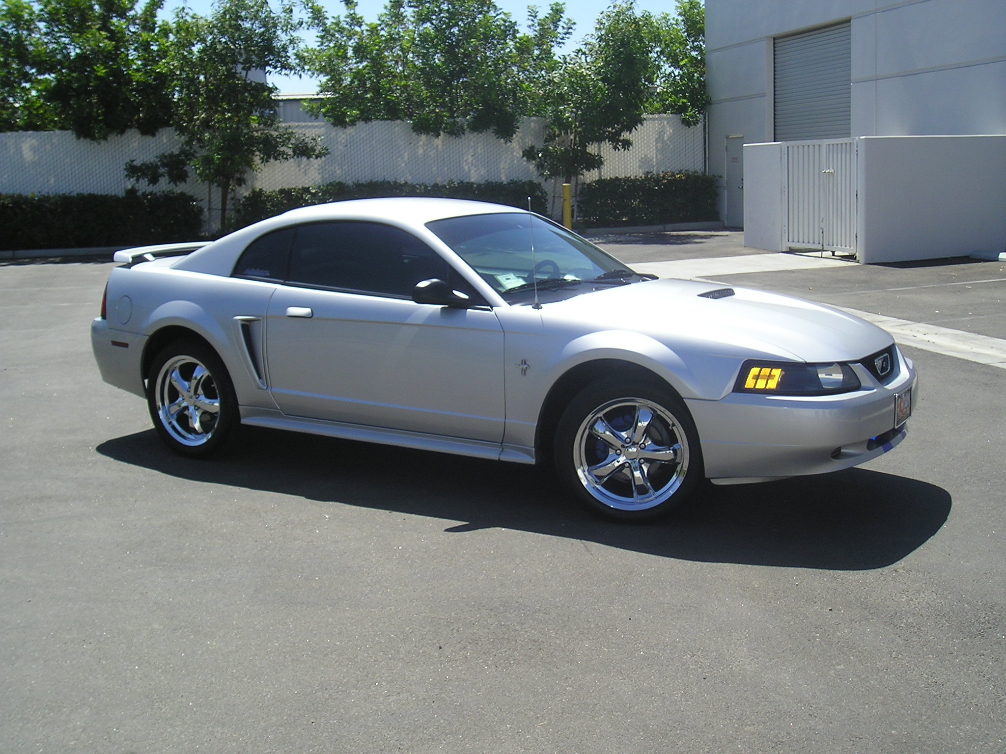 Ford Mustang 2001 #1