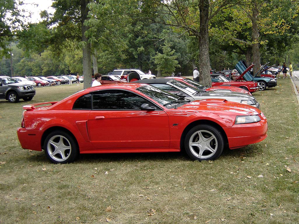 Ford Mustang 2001 #5