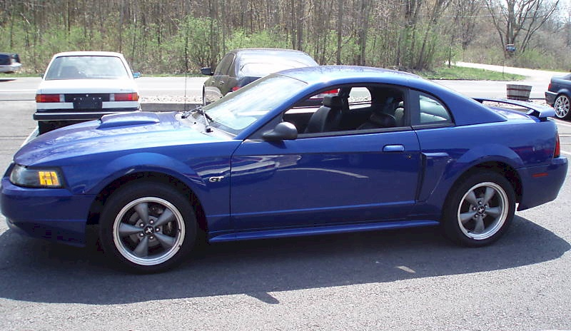 Ford Mustang 2002 #7