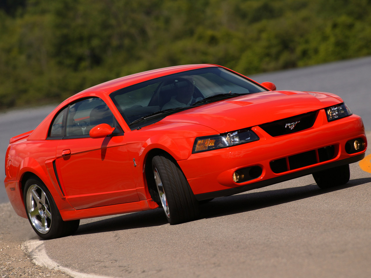 Ford Mustang 2004 #1