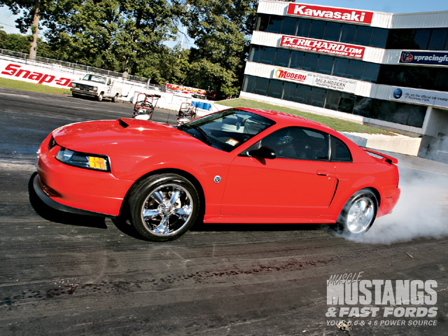 Ford Mustang #12