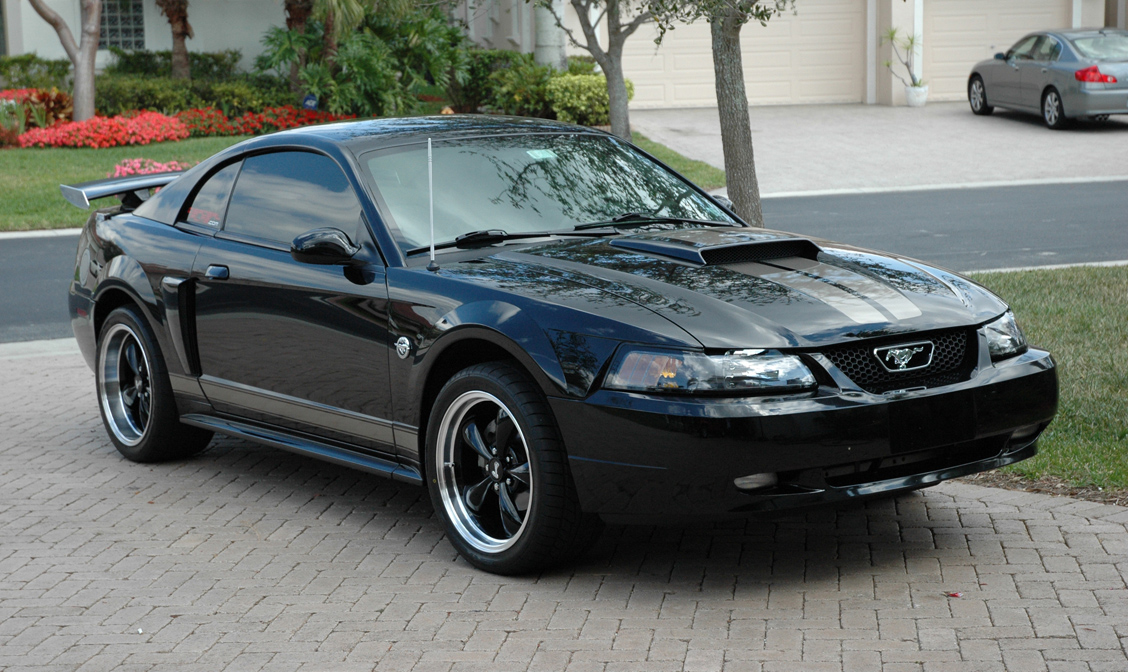 Ford Mustang 2004 #4