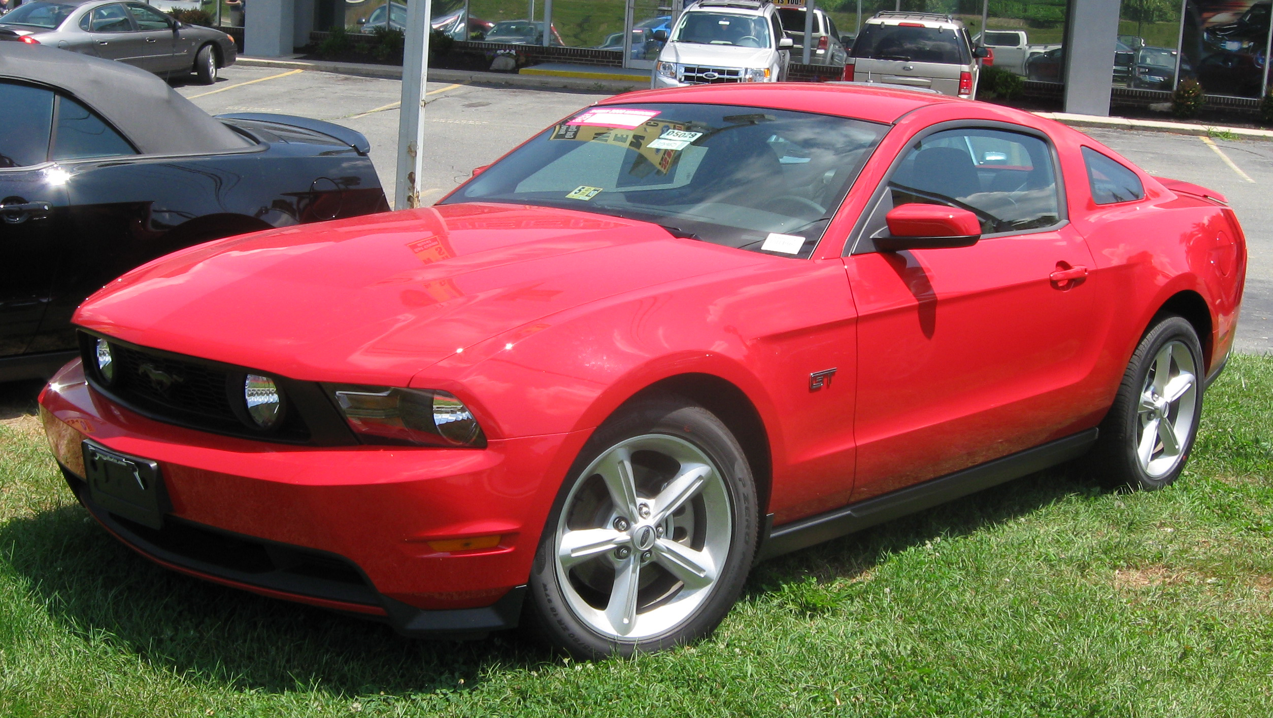 Ford Mustang 2004 #5