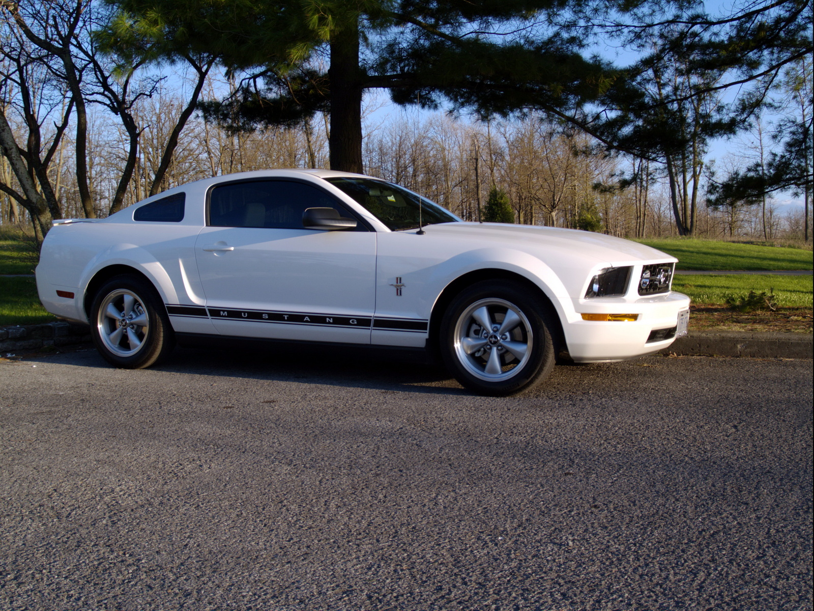 Ford Mustang 2007 #13