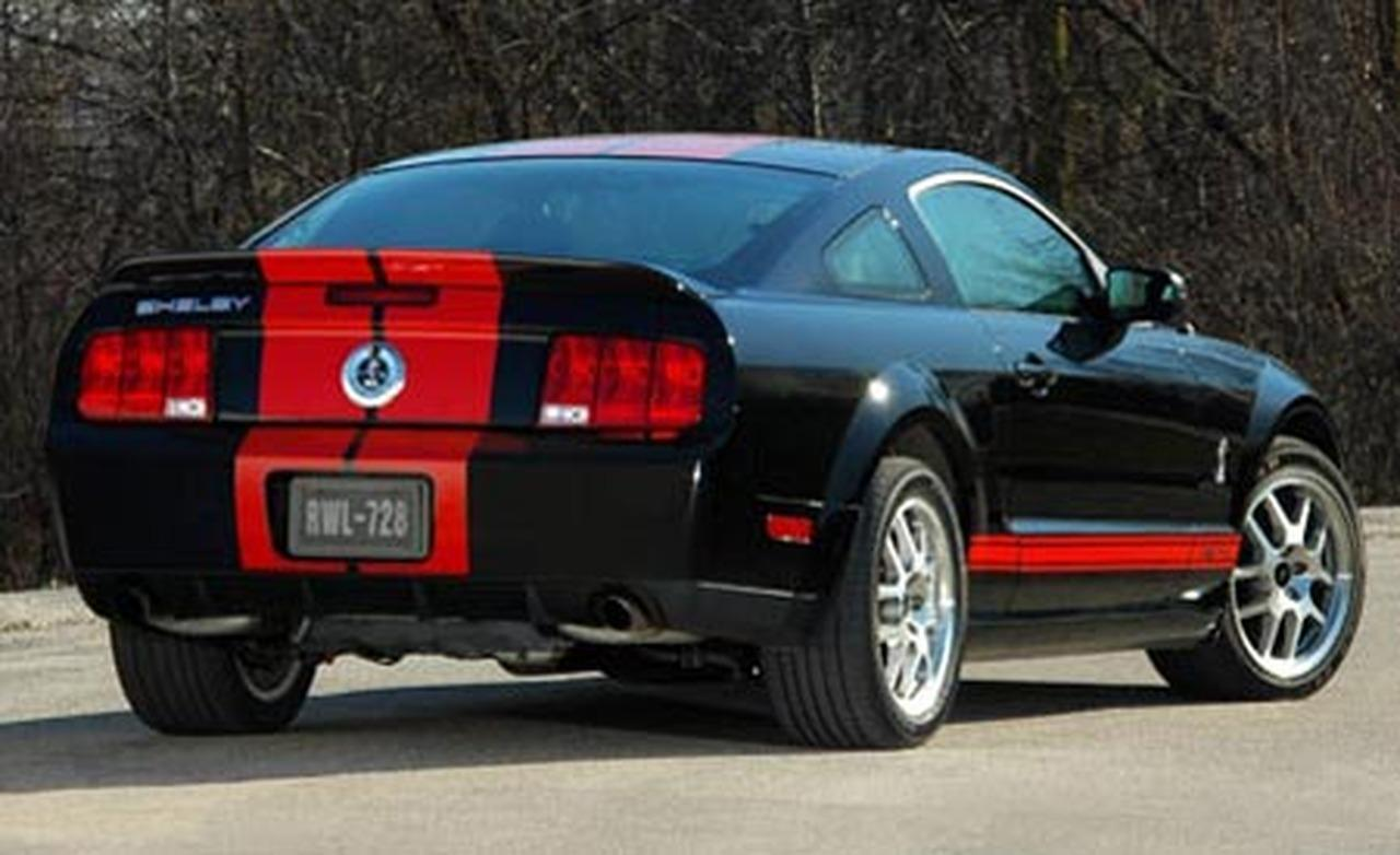 Ford Mustang 2007 #7