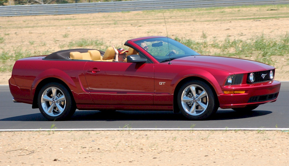 Ford Mustang 2007 #11